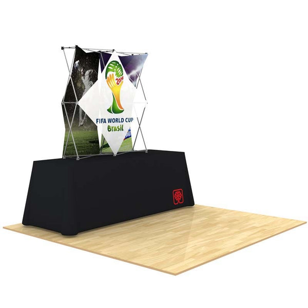 3D Snap® 2x2 Table Top Layout 3 (Table Throw Not Included)