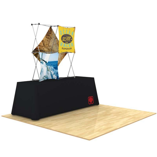 3D Snap® 2x2 Table Top Layout 4 (Table Throw Not Included)
