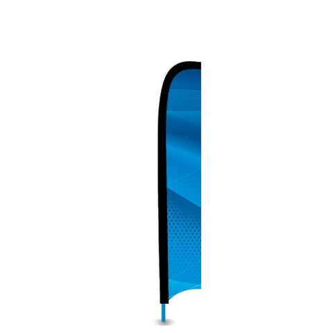 Feather Flag Large 13.5ft. Concave Dye Sub Print Single Side