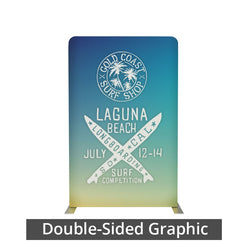 Generic Double Sided Replacement graphic (fits Brandstand™ Waveline™ Media Display)