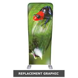 Wave Tube Flex Single Sided Graphic Replacement