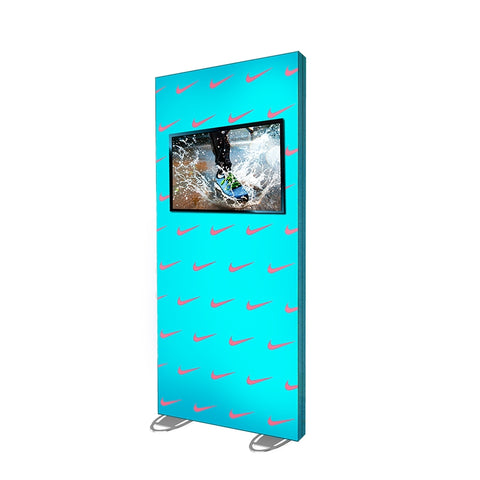 Retail Monitor Display Double Sided Light Box