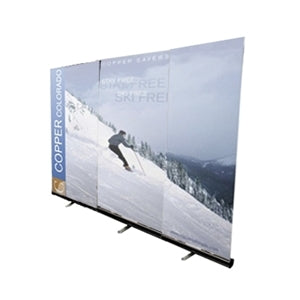 RBS Premium II 10' Wall (Includes Graphics)
