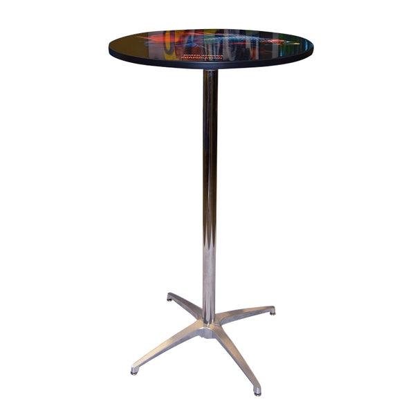 Custom Round Trade Show Table