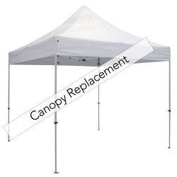 Graphic 10ft Square Canopy Solid Color Replacement