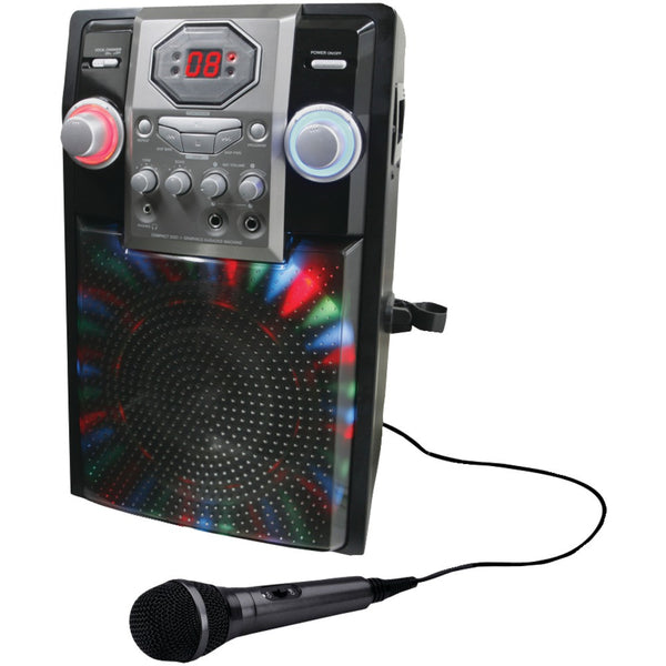 Gpx Portable Karaoke Player