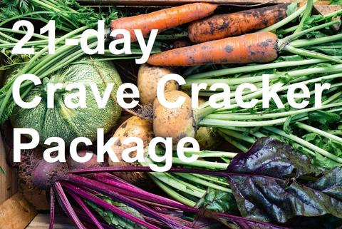 21-Day Crave Cracker Package
