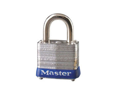 Master Lock 7 Laminated Steel Padlock