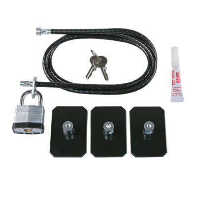HK36B Heavy Duty Cable Lock