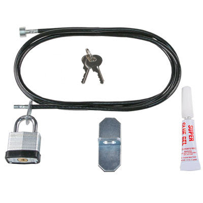 LK12B Light Duty Cable Lock