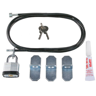 LK32B Light Duty Cable Lock