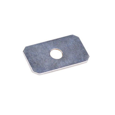 G Plate Adhesive End
