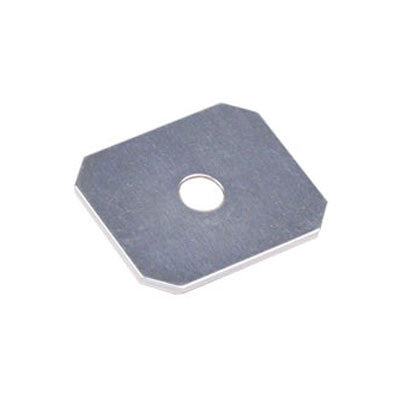 X Plate Adhesive End