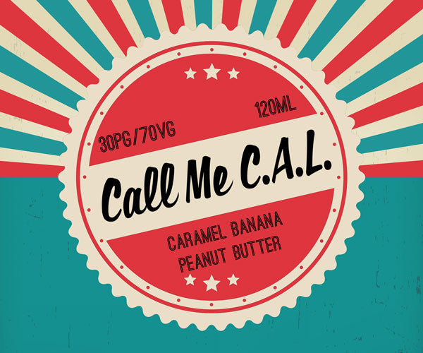Caramel Banana Peanut Butter by Call Me C.A.L.