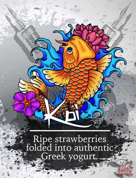 Koi by Ink'd