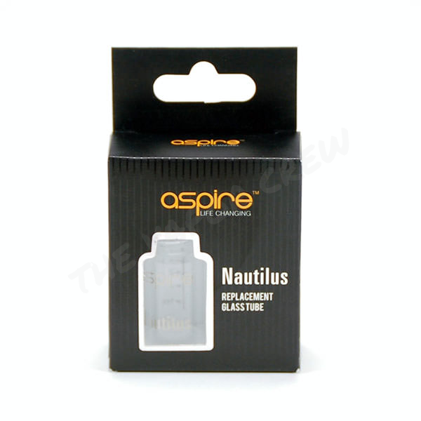 Nautilus Glass Replacement by Aspire
