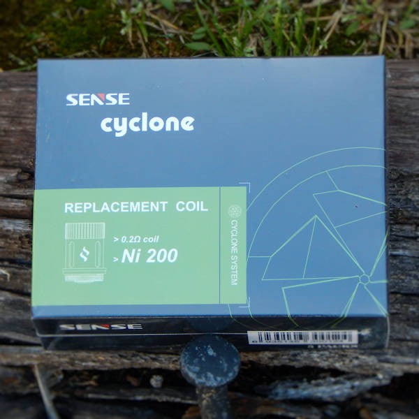 Cyclone Coils by Sense