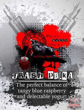 Trash Polka by Ink'd