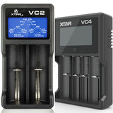 Battery Charger by Xtar