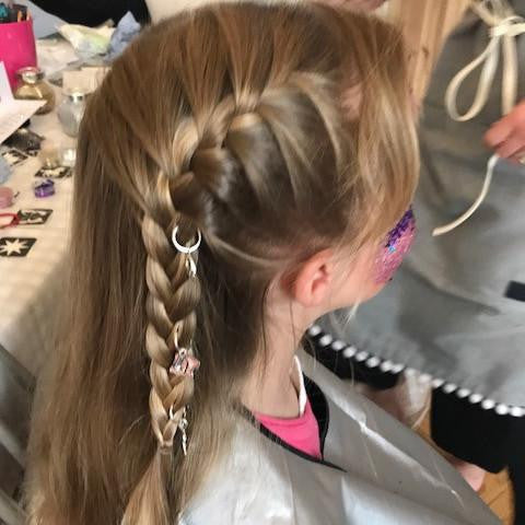 hair braid charm kit