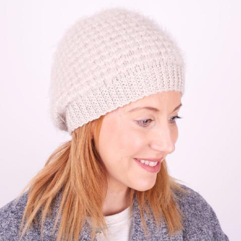 Vegan Friendly Wool Paris Starr Hat