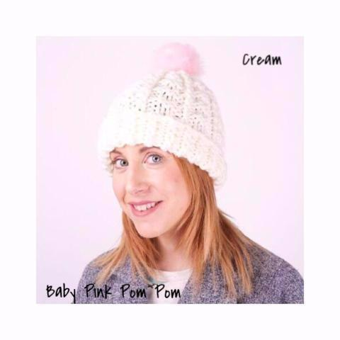 Hat - Hand knitted beanie hat