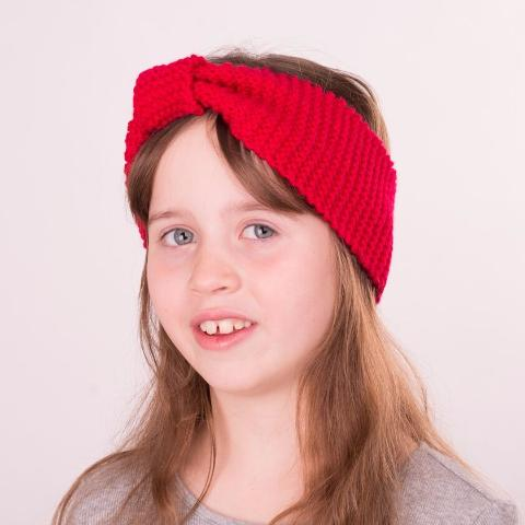 Vegan Friendly Wool Mini Montana Cate Headband