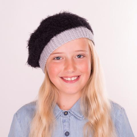 Vegan Friendly Wool Mini Paris Starr Hat