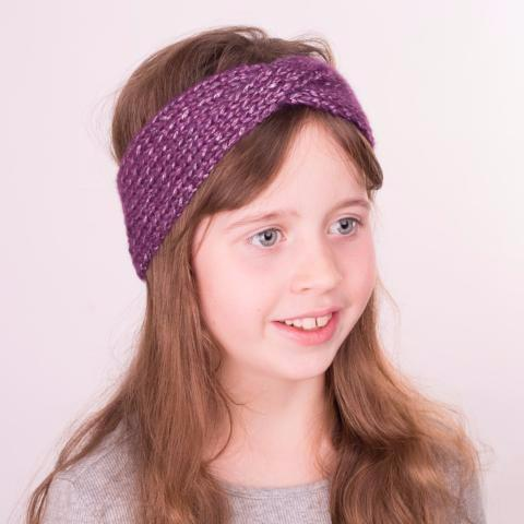 Vegan Friendly Wool Mini Devon Belle Headband
