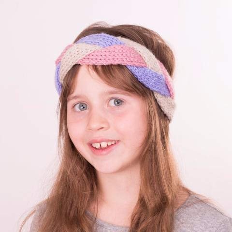 Vegan Friendly Wool Mini Vancouver Jess Headband