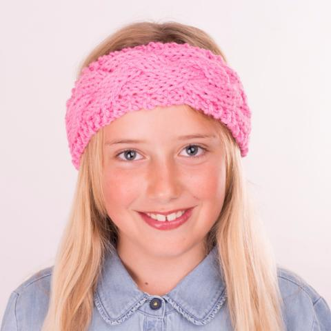 Vegan Friendly Wool Mini Alberta Beth Headband