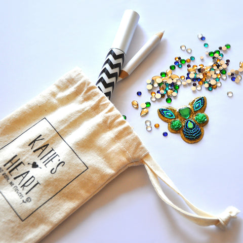 Reusable Face Jewel Kits