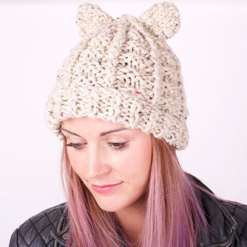 Vegan Friendly Wool Alaska Skye Beanie