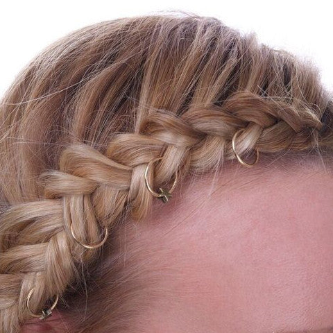 Hair Braid Ring Kit