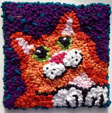 ON SALE TODAY! Portrait of a Marmalade Cat