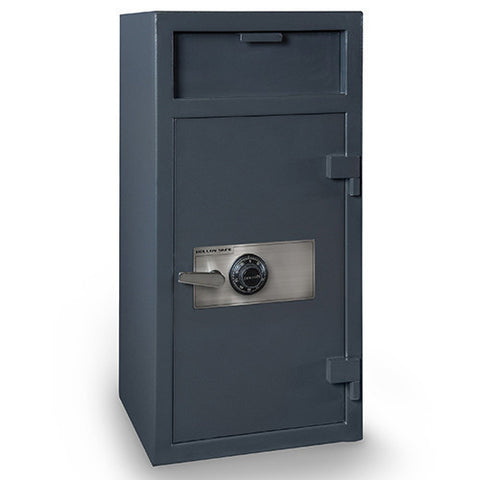 Hollon FD-4020CILK Depository Safe With Inner Locking Department-Gun Safe & Vault Store