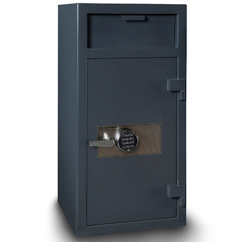Hollon FD-4020EILK Depository Safe With Inner Locking Department-Gun Safe & Vault Store