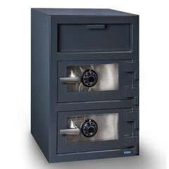 Hollon FDD-3020CC Double Door Depository Safe-Gun Safe & Vault Store