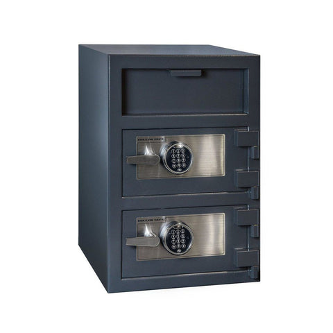 Hollon FDD-3020EE Double Door Depository Safe-Gun Safe & Vault Store