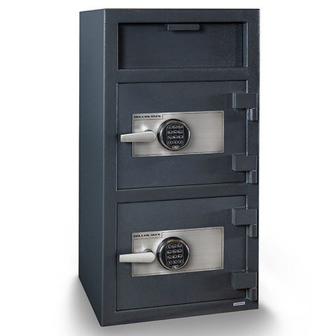Hollon FDD-4020EE Double Door Depository Safe-Gun Safe & Vault Store