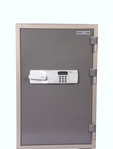 Hollon HDS-1000E 1 Hour Fireproof Data Safe-Gun Safe & Vault Store
