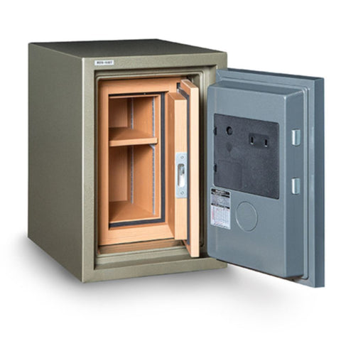 Hollon HDS-500E 1 Hour Fireproof Data Safe-Gun Safe & Vault Store