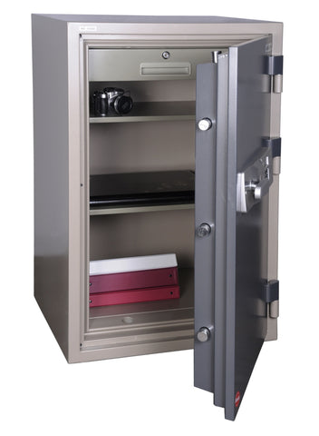 Hollon HS-1000E 2 Hour Fireproof Office Safe-Gun Safe & Vault Store