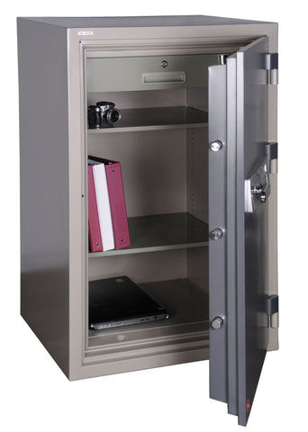 Hollon HS-1200E 2 Hour Fireproof Office Safe-Gun Safe & Vault Store