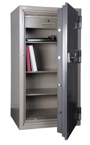 Hollon HS-1400E 2 Hour Fireproof Office Safe-Gun Safe & Vault Store