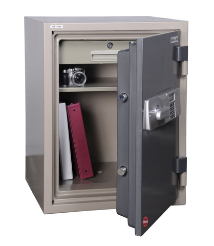 Hollon HS-750E 2 Hour Fireproof Office Safe-Gun Safe & Vault Store