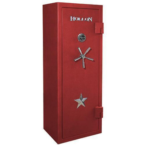 Hollon USA RG-12C Gun Republic Safe - 1 Hour Fireproof-Gun Safe & Vault Store