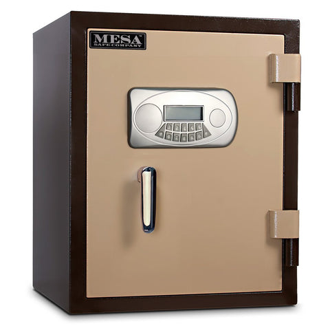 Mesa MF60E U.L. Classified 1 Hour Firepoof Safe with Electronic Lock-Gun Safe & Vault Store