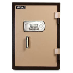 Mesa MF70E U.L. Classified 1 Hour Firepoof Safe with Electronic Lock-Gun Safe & Vault Store