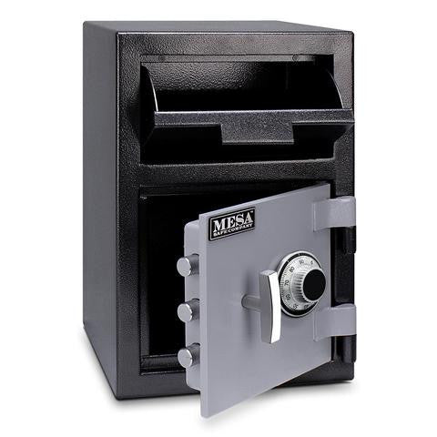 Mesa MFL2014C Depository Safe with Combination Lock-Gun Safe & Vault Store